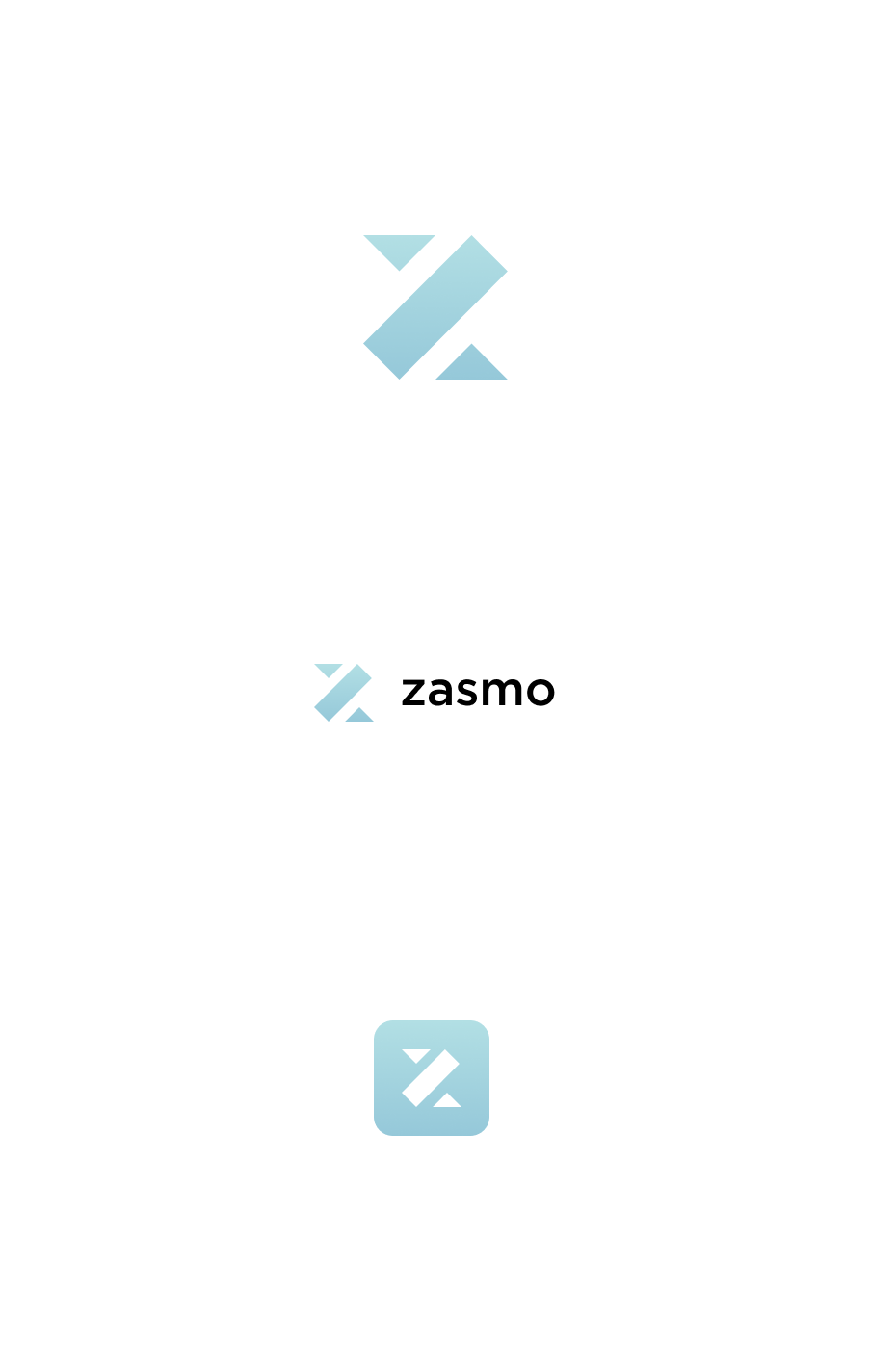Zasmo project logo images